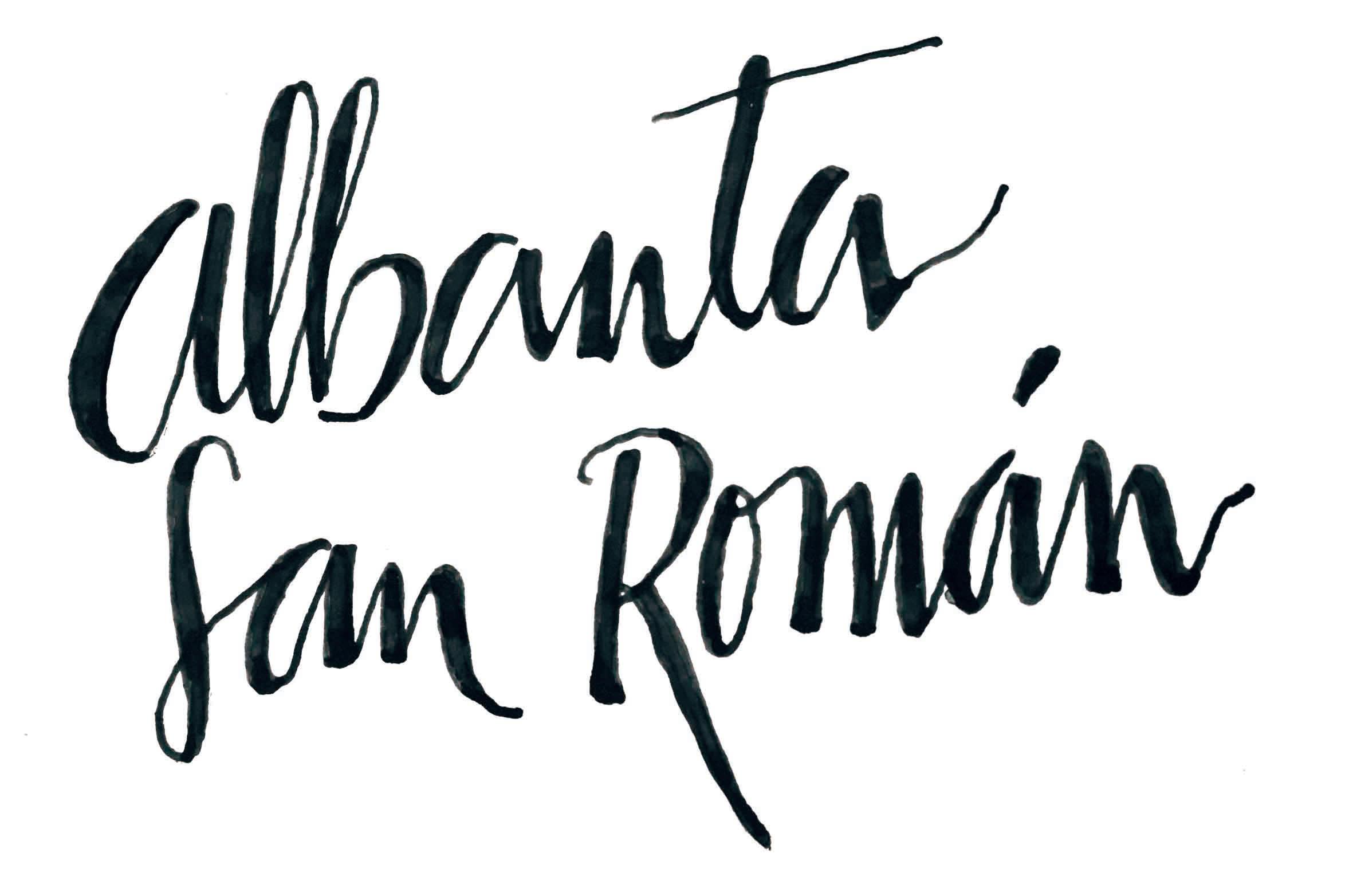 Albanta San Román